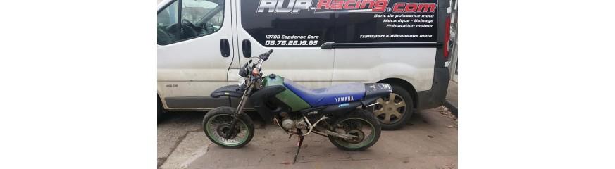 Yamaha dt 2002
